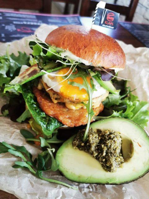 burger wiosenny